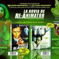 La Novia de Re-Animator - Edición Coleccionista [Blu-ray+DVD+EXTRAS]