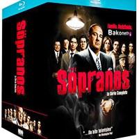 Pack: Los Sopranos - Temporadas 1-6 SERIE COMPLETA
