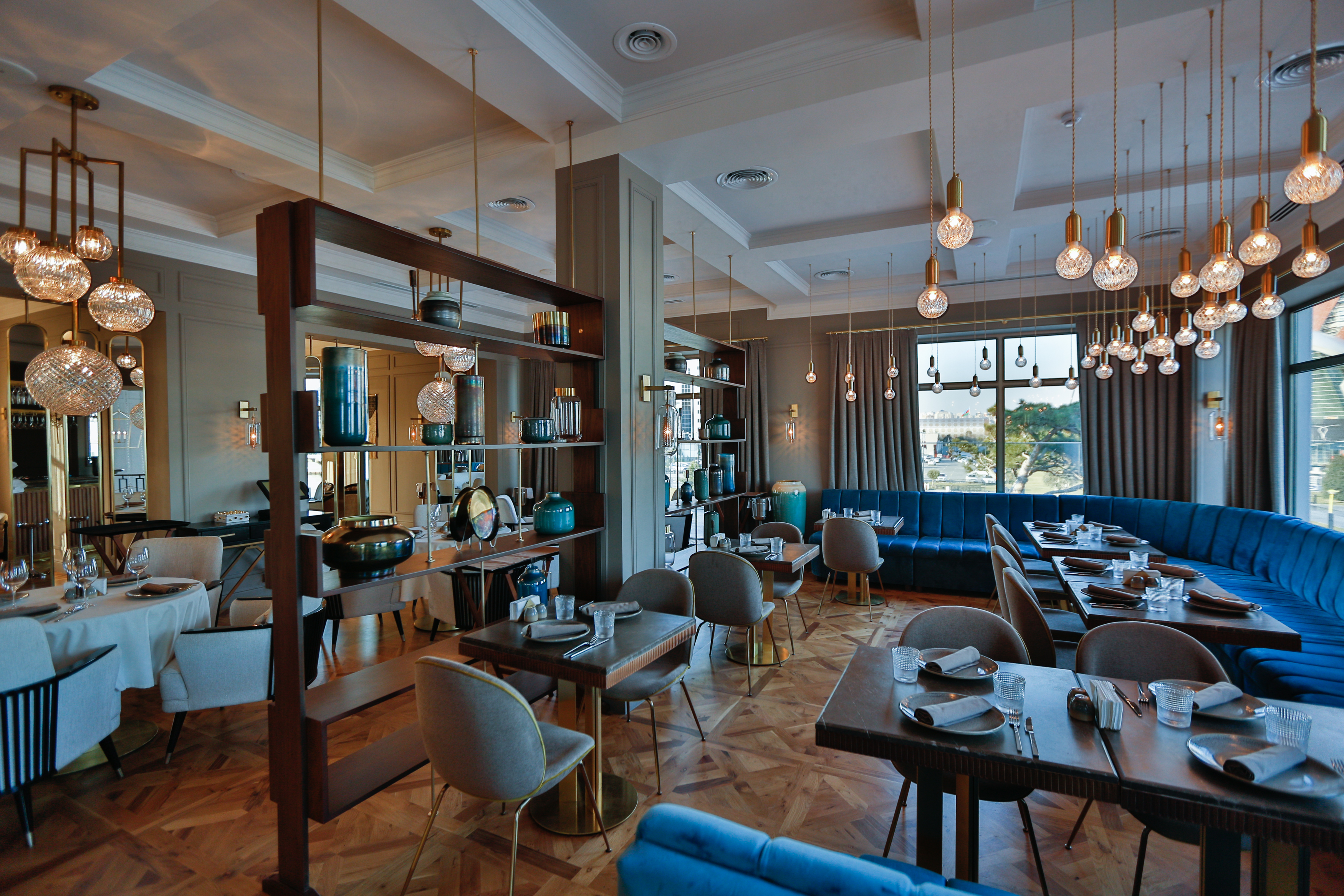 Restaurant Baku Chayki Is The New Ultra Chic Fine Dining Hot Spot In Baku