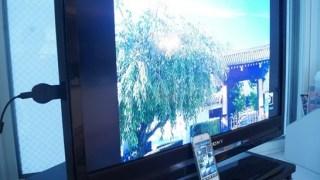 ChromecastでiPhoneやiPadの写真や動画をテレビで見る!