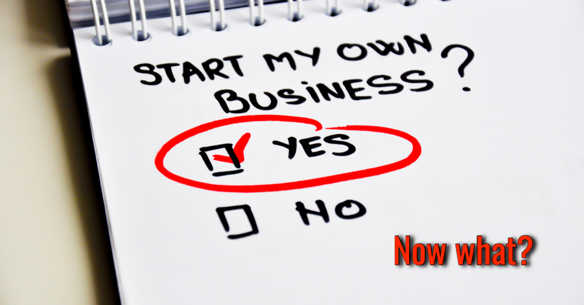 You Have Decided You Want to Start Your Own Home Services Business - own business