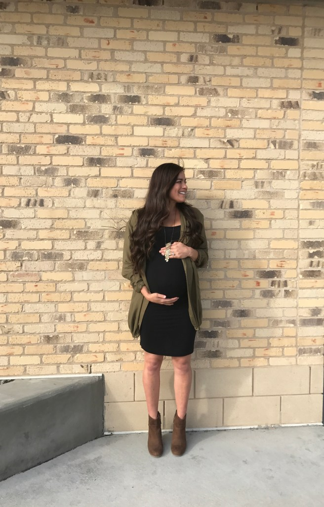 5 Tips to Rock that Bump Confidence and Dressing My Bump in PinkBlush