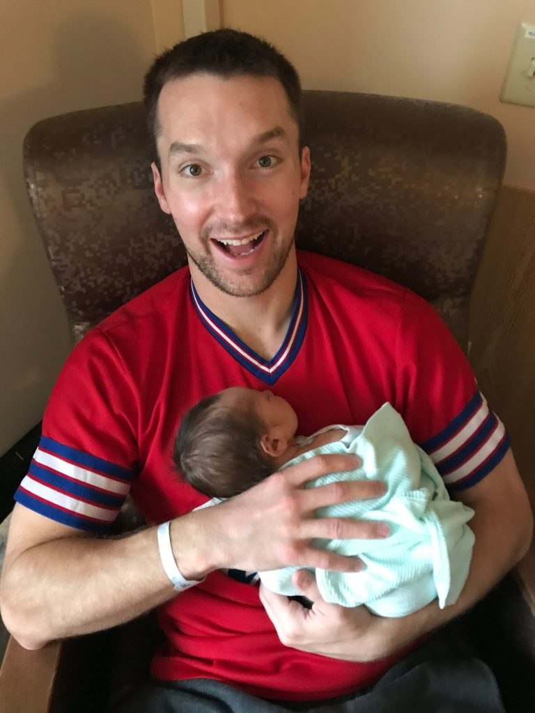 Introducing Trey Daniel: From Daddy's Perspective