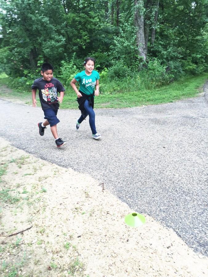 allied running