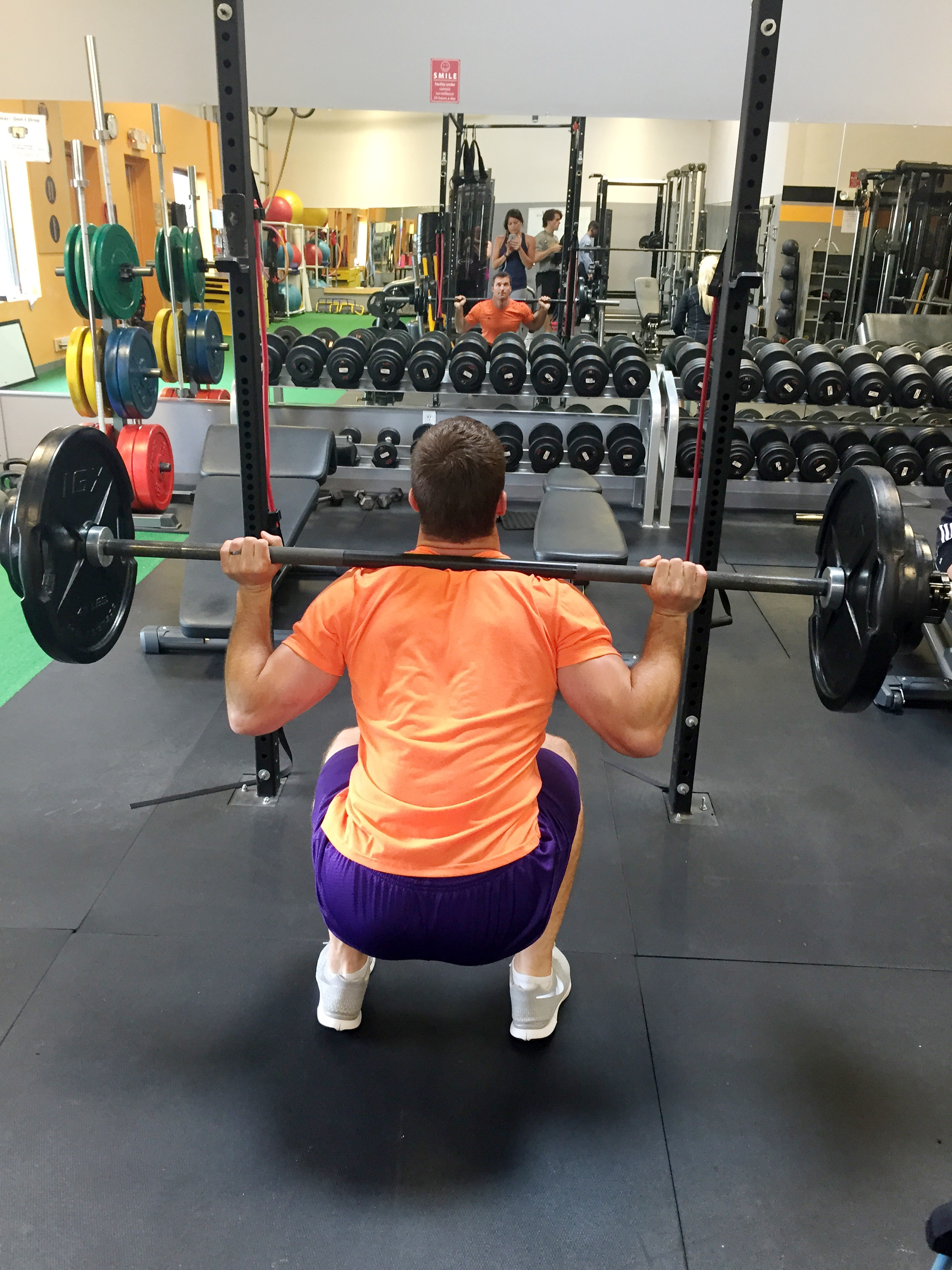 squatting Drew