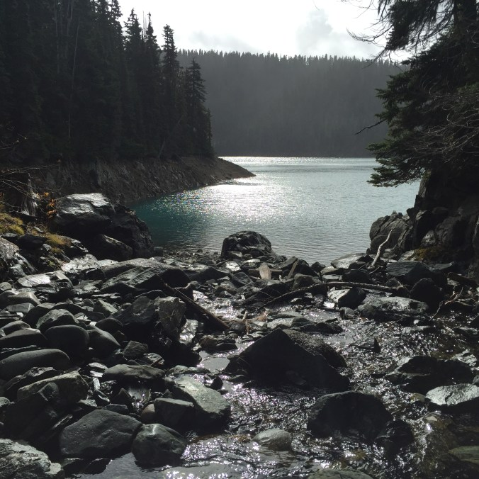 g lake