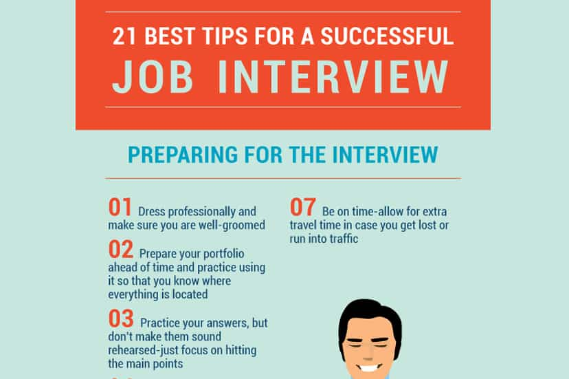 17+ Top Work Interview Tips for Job Seekers Balanced Work Life