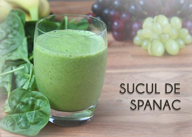 Spanacul-in-slow-juicing
