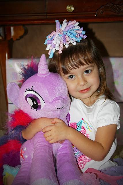 A My Little Pony Birthday