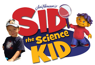 Party with Sid The Science Kid