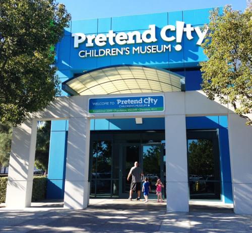 Celebrating March At Pretend City | @PretendCity