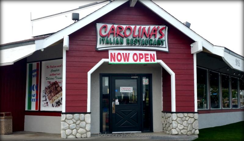 A Family Tradition - Carolina's Italian Restaurant Opens New Location in Anaheim   @CarolinasItalia #ad