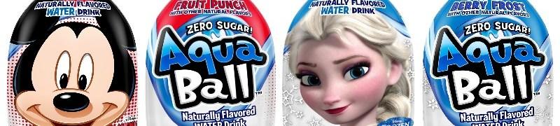 AquaBall™Naturally Flavored Water