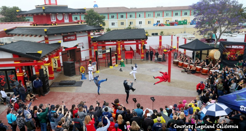 Opening May 5th - LEGO NINJAGO World | @LEGOLAND_CA #NinjagoWorld