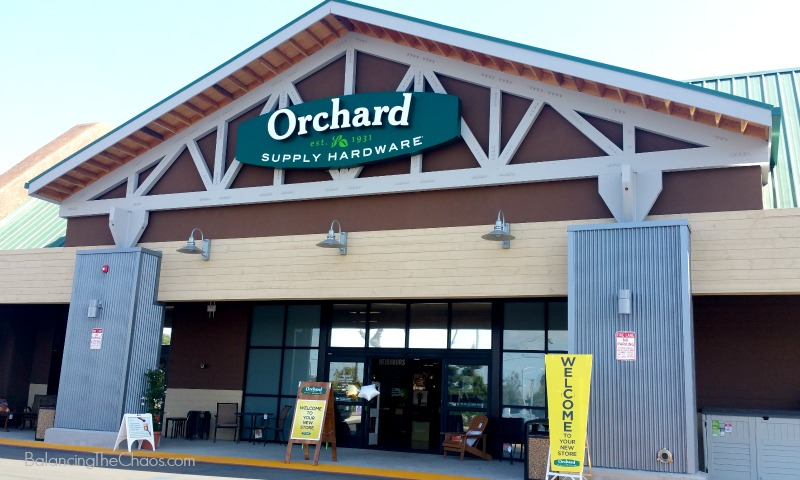 DIY Hanging Planter for Teacher Appreciation from Orchard Supply Hardware Tustin | @OrchardSupply #MyOsh