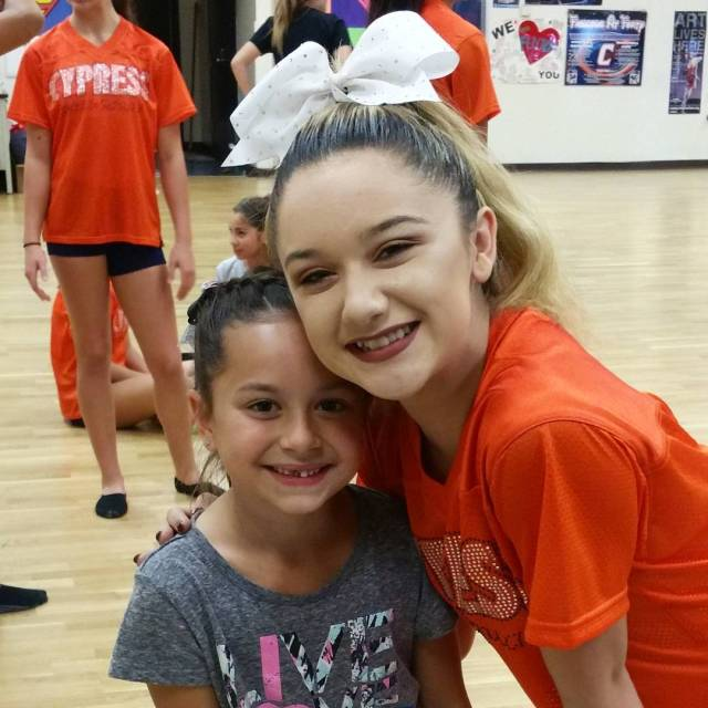 Its time for cheercamp cheerleader friendship dancesisters