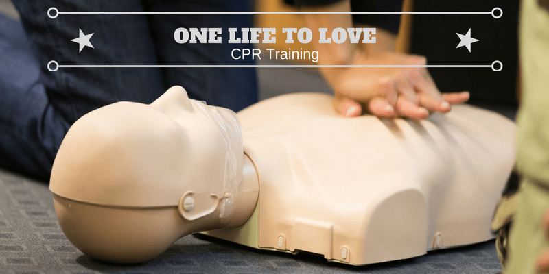 Get CPR Classes and Certifications with One Life to Love CPR