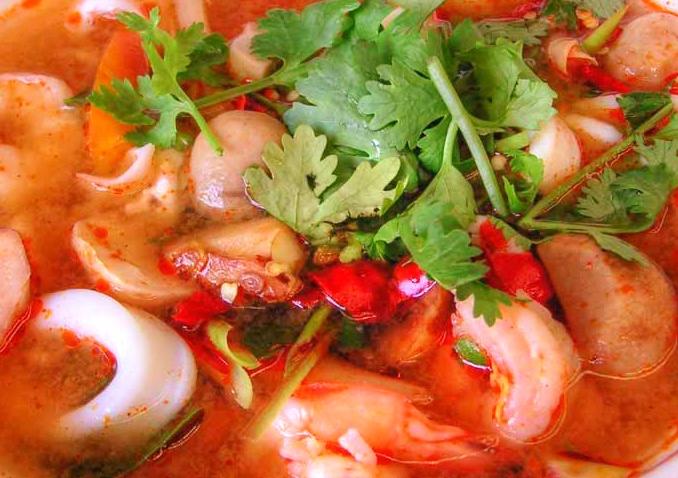 Resepi Mee Tomyam Thai