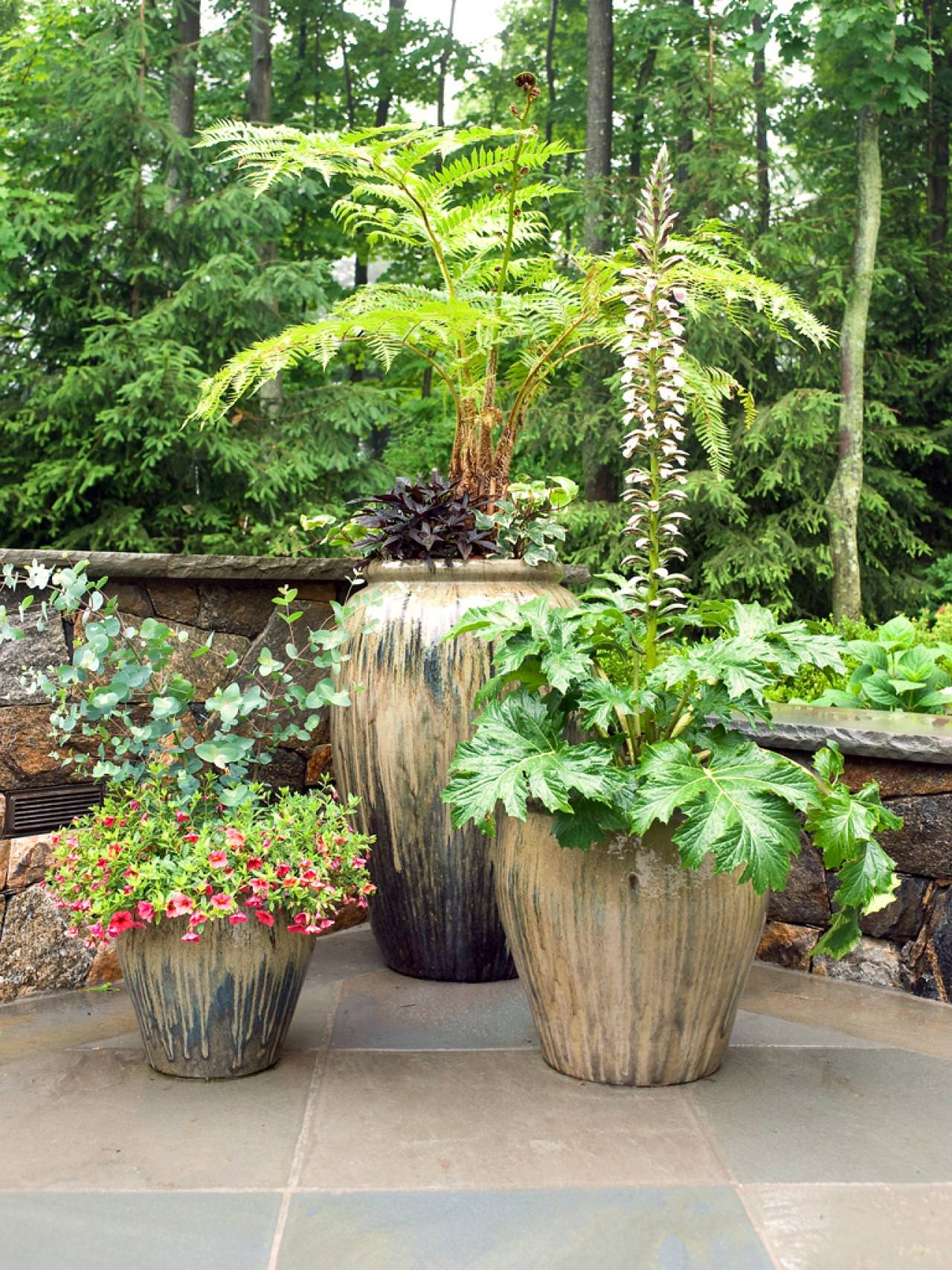 Unique Outdoor Flower Pots 11 Most Essential Container Garden Design Tips Designing A