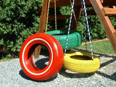 8 Tire Garden Ideas You Must Look On Balcony Garden Web
