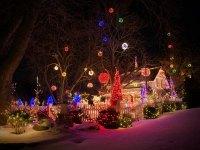 Christmas Garden Decoration Ideas | Outdoor Christmas ...