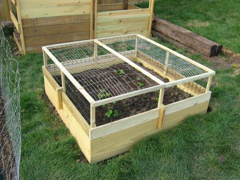 18 Great Raised Bed Ideas Raised Bed Gardening Balcony Garden Web - raised bed garden designs
