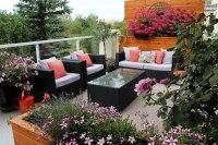 10 Tips to Start a Balcony Flower Garden | Balcony Garden ...