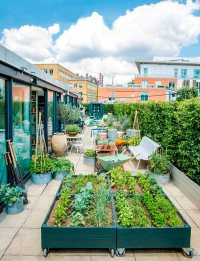 5 Roof Garden Designs Worth Looking At | Balcony Garden Web