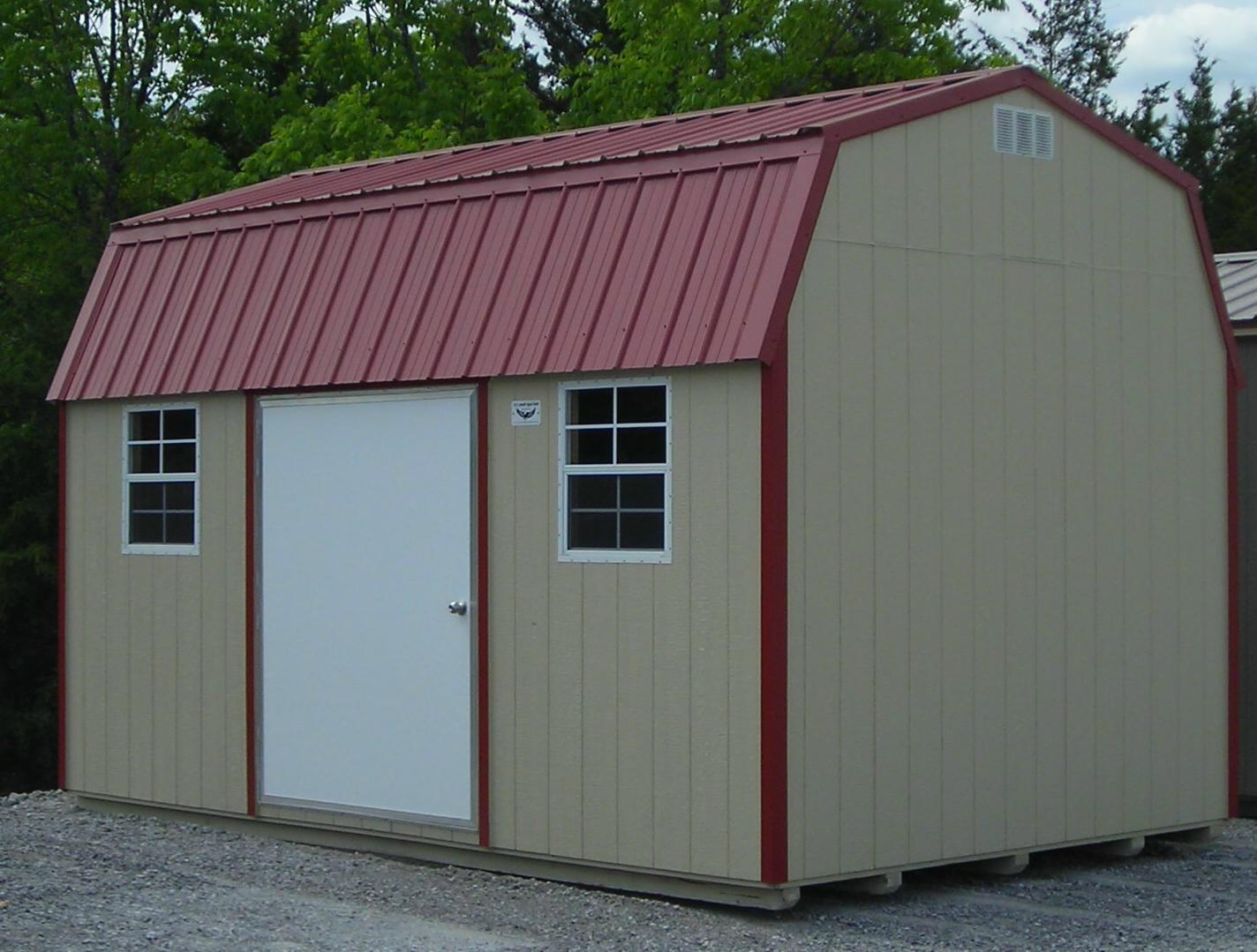 Barn Metal Wood Storage Sheds Bald Eagle Barns Metal Roofing