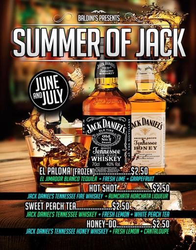 Jack' Summer – Baldini's Sports Casino