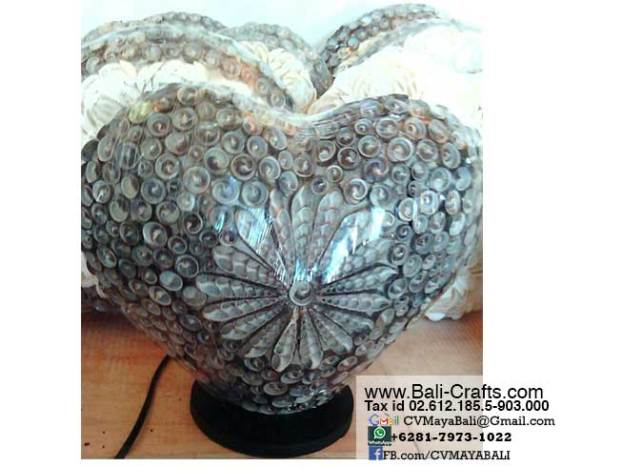 Sea Shell Crafts Bali Indonesia