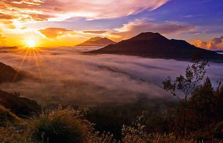 Bali Mount Batur Trekking & Sunrise