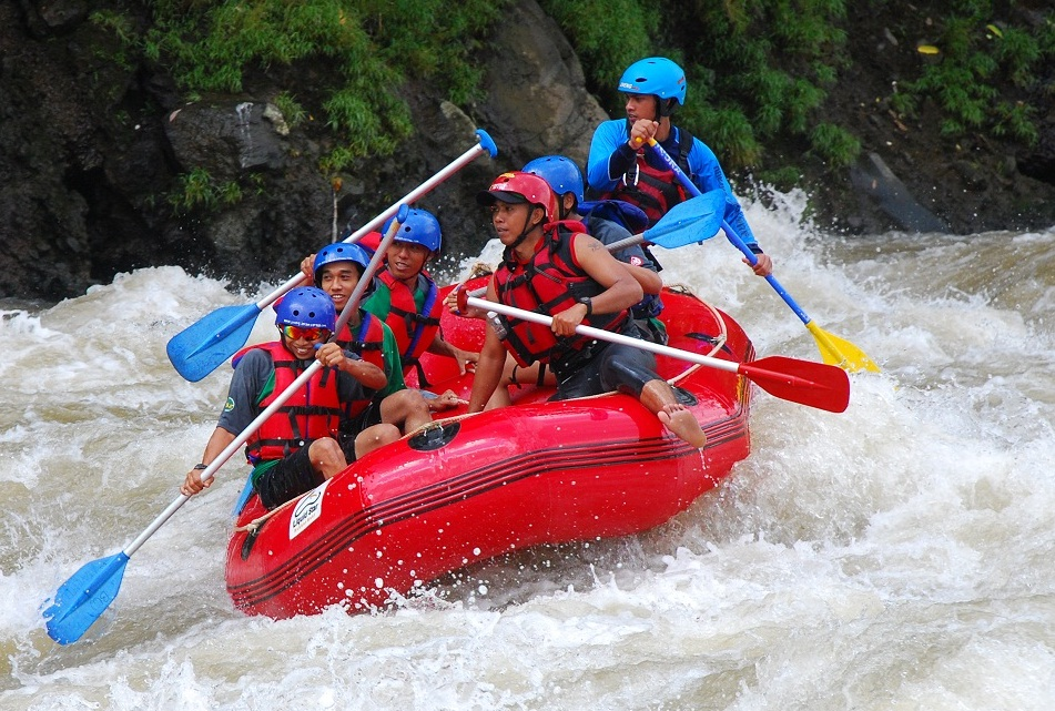 Ayung River Rafting & Ubud Tour