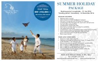 Summer Holiday Package at Nusa Dua Beach Hotel & Spa, Bali