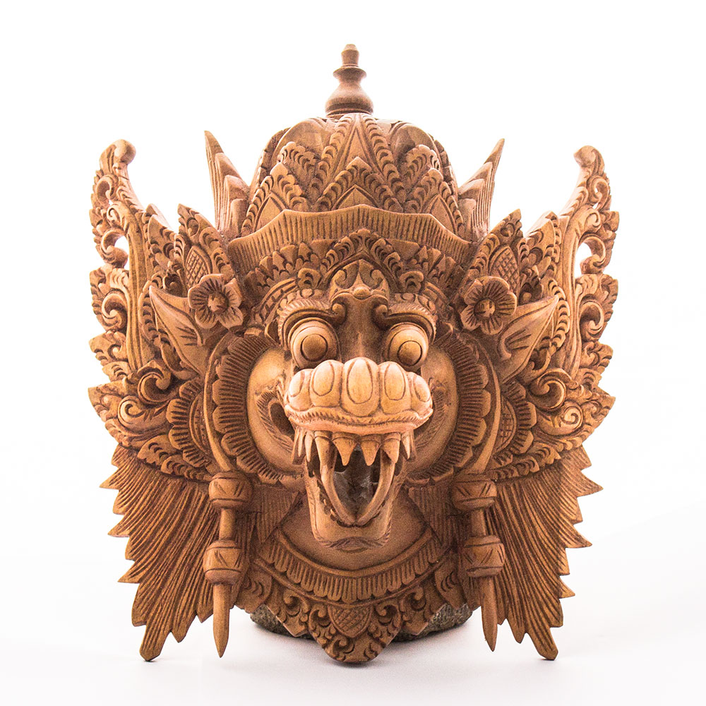 Wholesale Suppliers Indonesia Balinese Masks Wholesale Supplier Wood Carving Art From