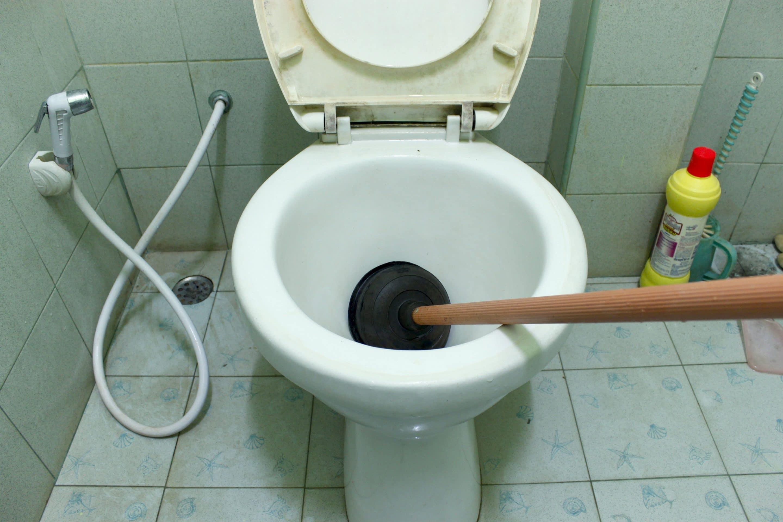 Elektrisch Toilet Verstopt : Toilet verstopt how to fix a clogged toilet how tos diy