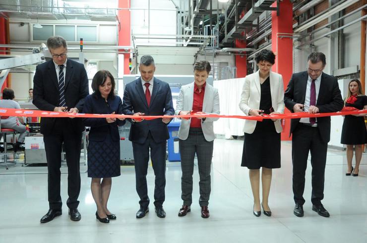 Kruševac: Nova fabrika Henkela