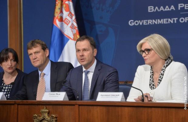 SAOPŠTENJE/MMF i Srbija postigli dogovor na nivou tima o Instrumentu za koordinaciju politika