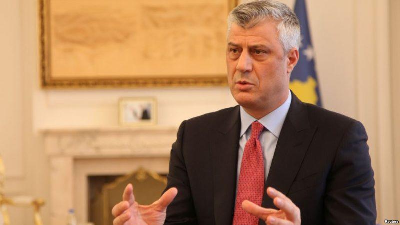 Posle Vučića i Tači se obratio građanima Kosova