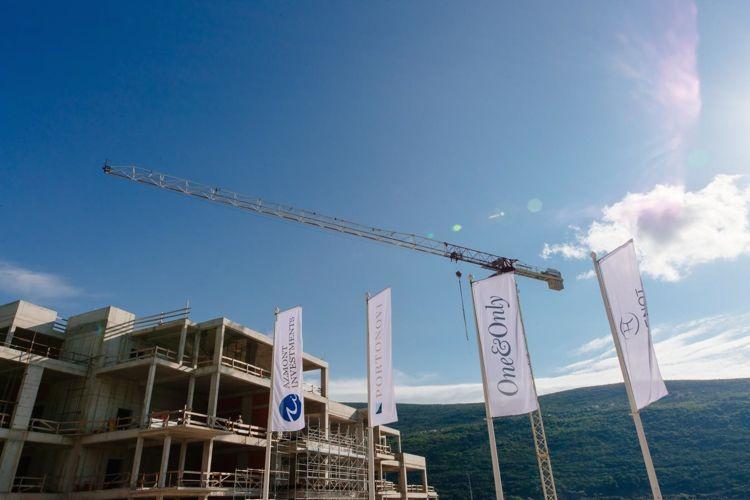 Строительство в Черногории. Фото: Cdm.me