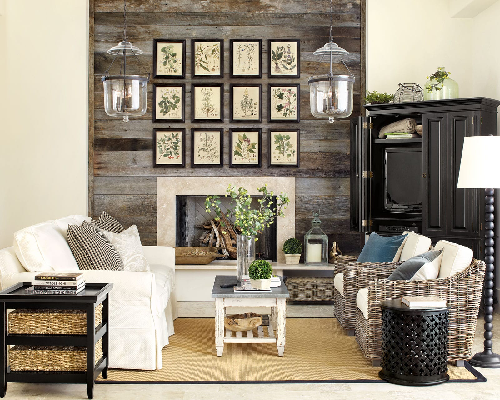 What Is A Good Accent Color For Brown 6 Tips For Mixing Wood Tones In A Room