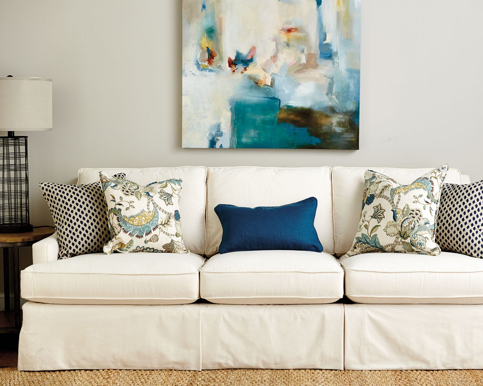 Sofa Cushions That Don't Go Flat Guide To Choosing Throw Pillows How To Decorate