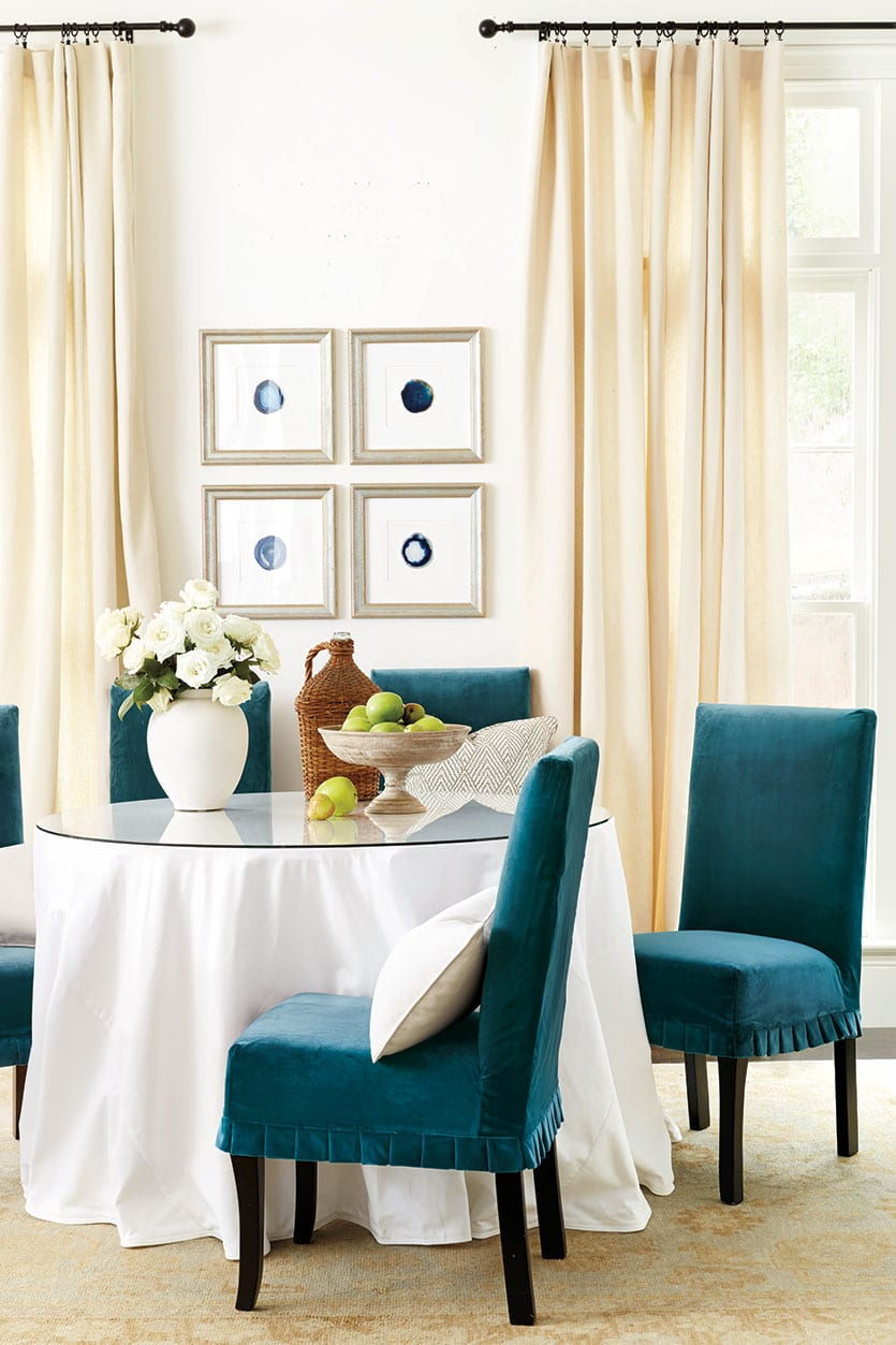 Hanging Curtains On Walls Without Windows What S The Best Way To Hang Your Drapery