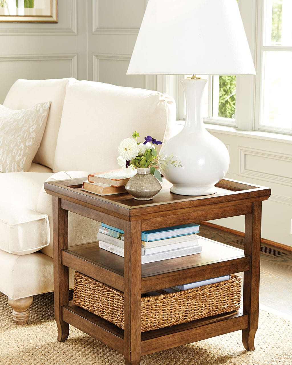 Iron Side Tables For Living Room How To Pick A Side Table How To Decorate