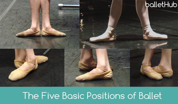 The Five Basic Positions of Ballet - Ballet Lesson - BalletHub