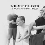 2016年9月21日にパシフィック・ノースウェスト・バレエがリハーサルをライブ配信、バンジャマン・ミルピエさん登場!