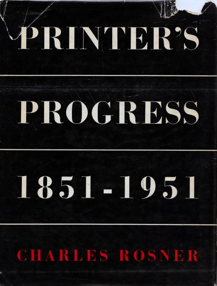 Printer's Progress (1/5)