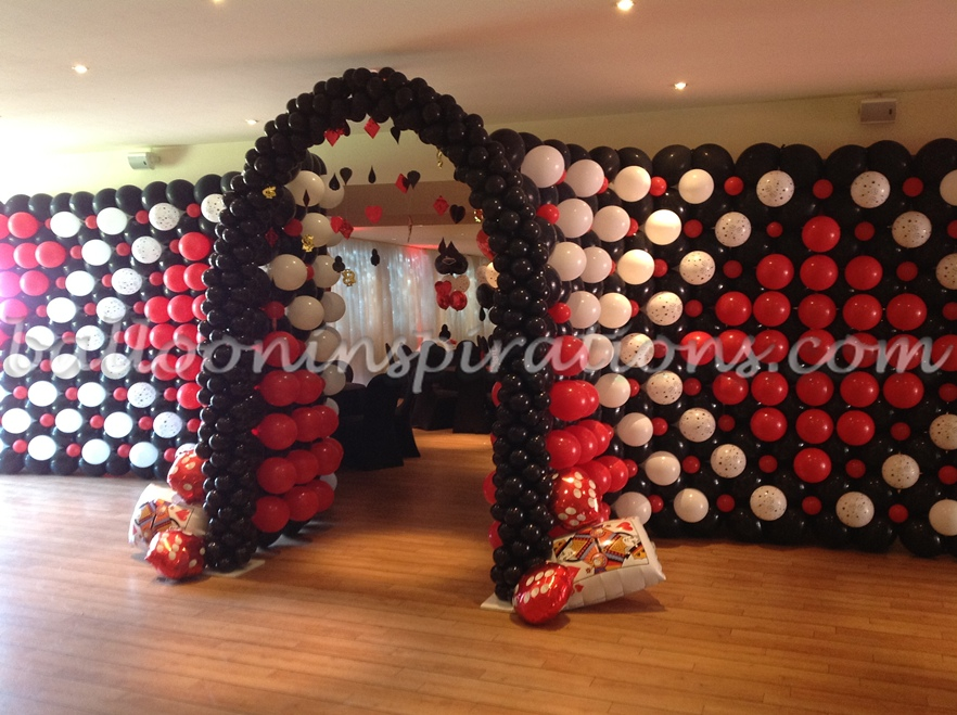 Themed Party Decorations Archives Ballooninspirationscom