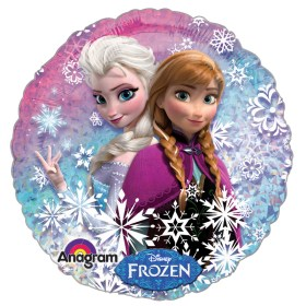 Frozen Disney Movie Mylar Balloon from Balloon Shop NYC