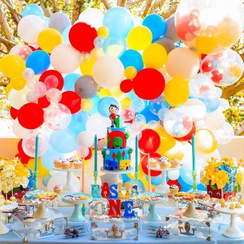 Southern California Balloon Designers  Event Producers - Balloonzilla